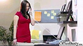 Busty Office Girl gigi...