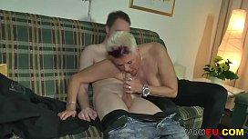 Deutsche Blonde BBW liebt...