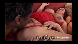 BBW Mom craves Black...