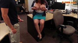 Latina chick wtih big...