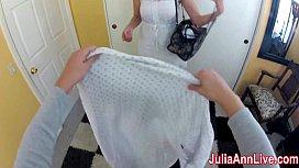 Nurse Julia Ann Visits...