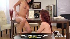 Vipissy - Lesbian piss in...