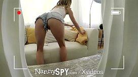 NannySpy Nanny Anya Olsen...