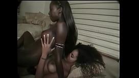 Black Girls - Strap On - Ebony Lesbians