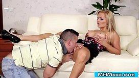 Jenna Lovely giving a...