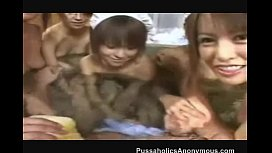 Horny Asian Maids...