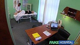 FakeHospital Doctors cock heals...