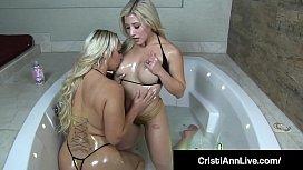 Latinas Cristi Ann and...