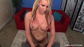 Hot Blonde Porn Star...