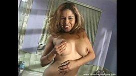Latina MILF With Giant...