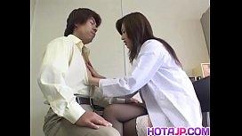 Mai Hanano with round...