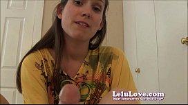 Lelu Love Wants To...