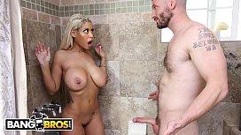 BANGBROS - Big Tits Blonde Latina, Bridgette B, Gets Anal Fucked On BTRA