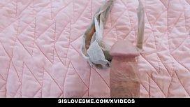 SisLovesMe - Hot Latina Stepsis...
