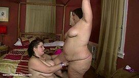 Big Tit BBW Lesbians...