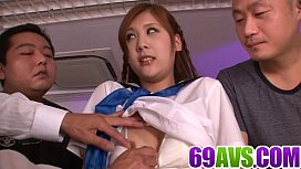 Kinky Nozomi Nishiyama loves...