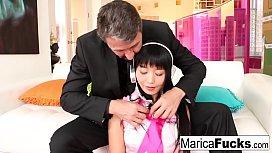 Sex robot Marica gets...
