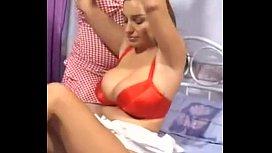 Big Boob Lesbians Sucking...