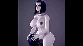 Teen Titan's Raven...