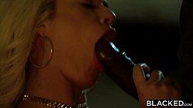 BLACKED Horny Intern Can...