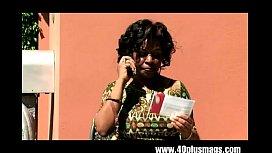 beautiful black lady Didi