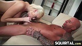 Best screaming orgasm squirt...