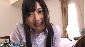 Japanese college girls pov...