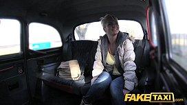 Fake Taxi MILF rides...