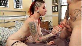 Tattooed Slut SHEENA ROSE...