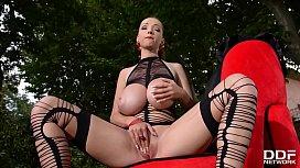 Busty Goddess Lucy Wilde...