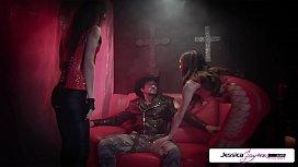 Jessica Jaymes - Perfec threesome...