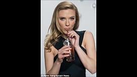Scarlett Johansson...