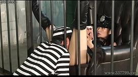 Japanese Femdom Prison Guard...