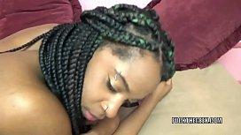 Ebony coed Lola Venom...