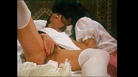 Lesbian servant seduces and...