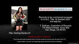 Busty tattooed Darling Danika fuck i ...