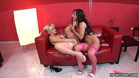 Hot blonde cock lover...