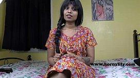 HornyLily Indian Mom-son...