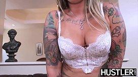 Tattooed and busty Payton...