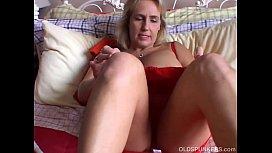 Beautiful big tits old...