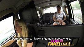 Female Fake Taxi Stranded...