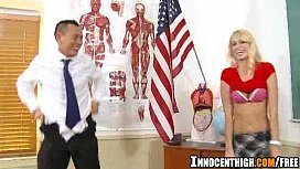 World relations innocent high...