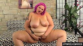 Aroused Plumper Sara Star...