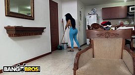 BANGBROS - Latina MILF Maid...