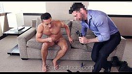 GayCastings - David Mazano Banged...