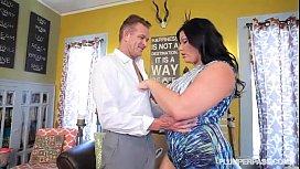 Huge Tit Latina BBW...