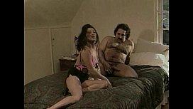 Ron Jeremy and Dominique Bouche