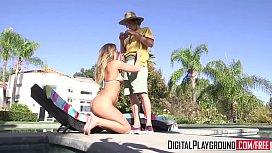 DigitalPlayground - Carter Cruise, Tyler...