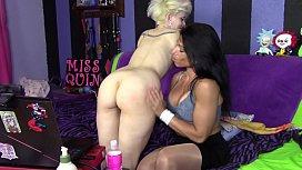 Hot Lesbian Combo...