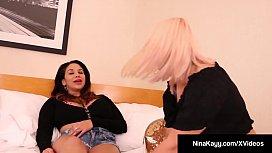 Curvy Babes Nina Kayy...